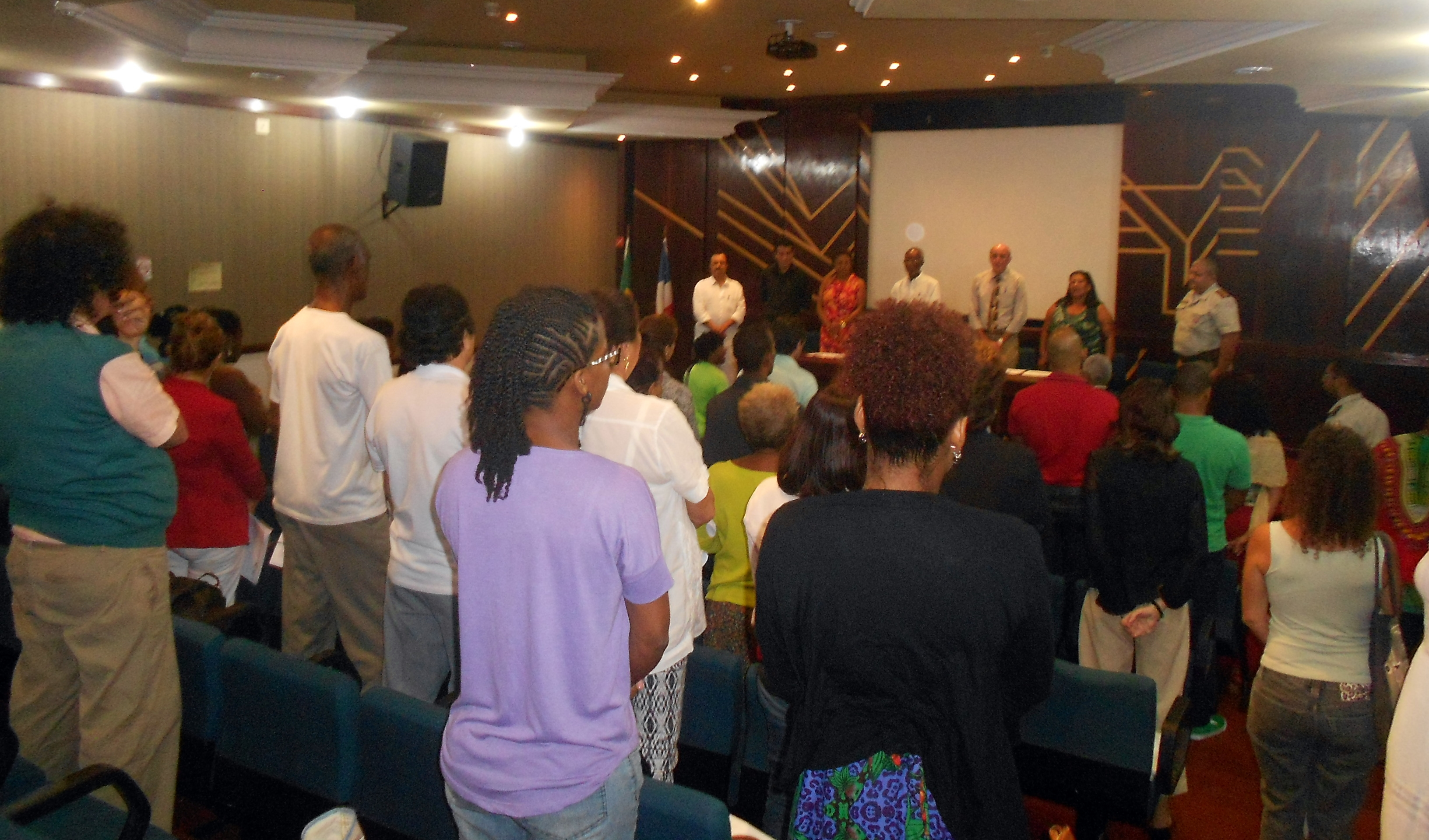 Reunião teve expressiva participação de instituições comprometidas com a preservação do Pelourinho - Foto: Joseanne Guedes/ABI
