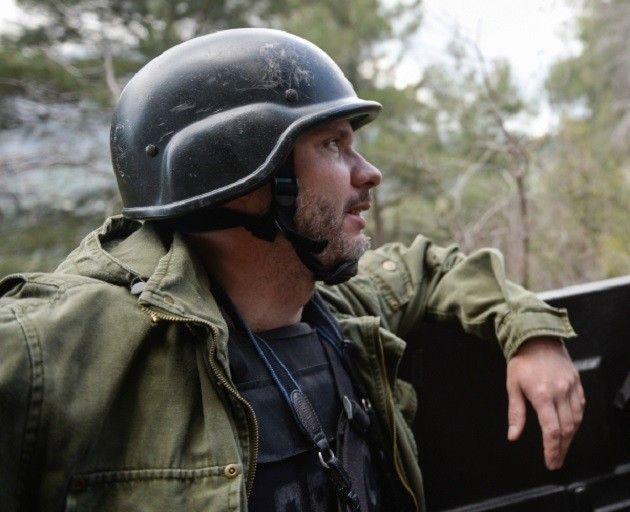 O fotojornalista e correspondente de guerra Andrei Stenin está desaparecido há uma semana - Foto: Damir Bulatov