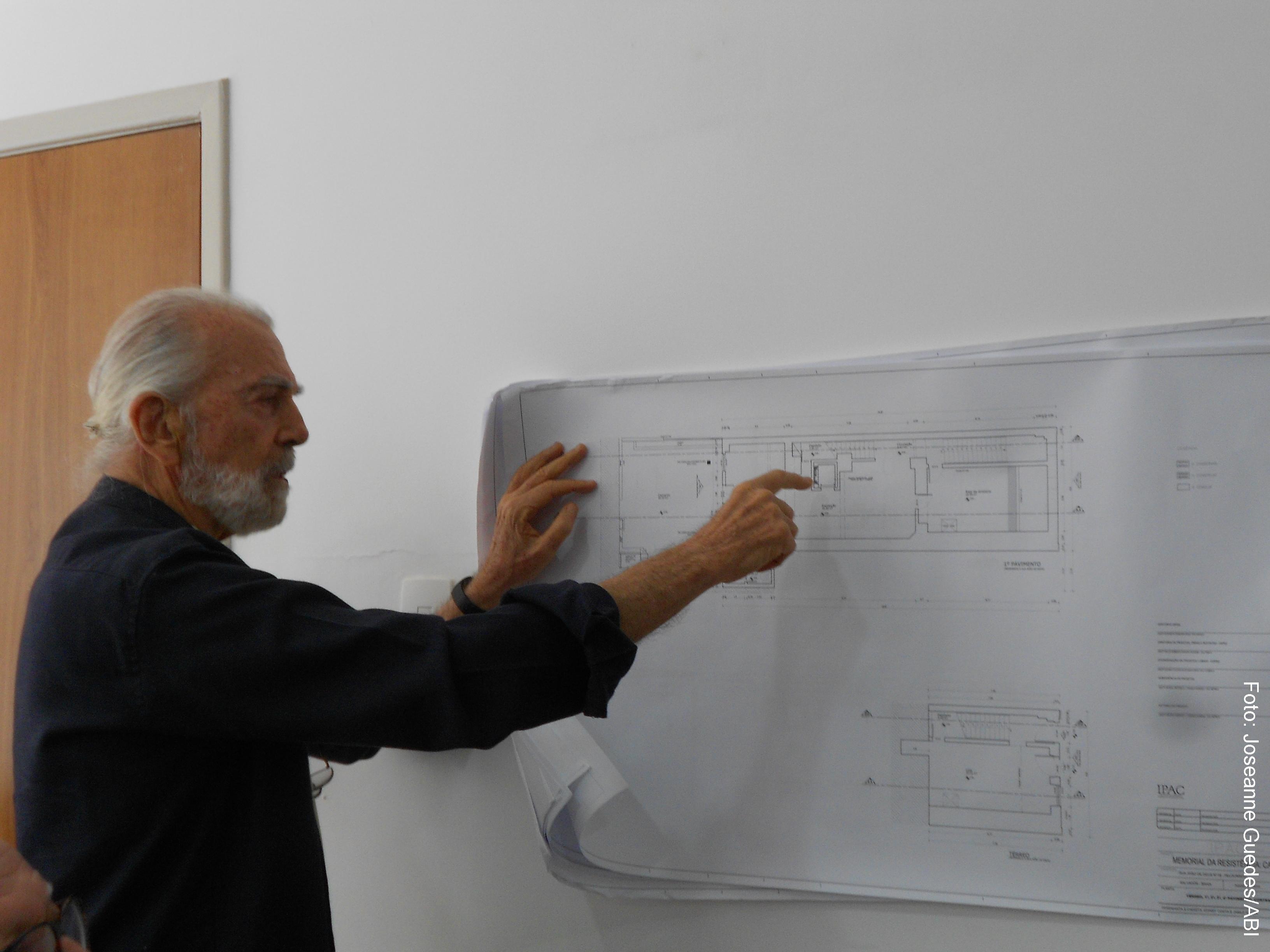 Magnavita explica detalhes do projeto básico que aguarda a aprovação do IPHAN