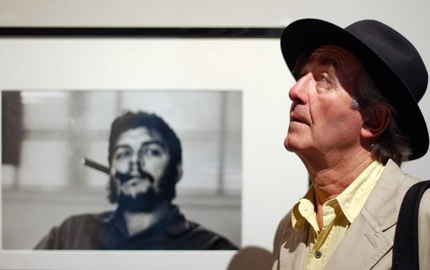 O instante capturado por René Burri espalhou Che pelo mundo inteiro - Foto: Sandro Campardo/AP