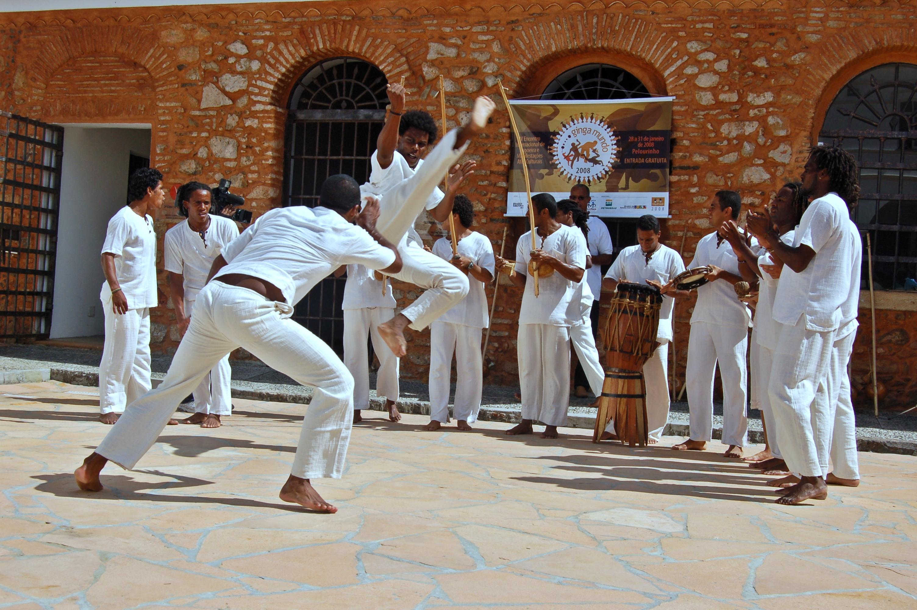 Roda no Forte da Capoeira, em Salvador - Foto: Rita Barreto/SeturBA