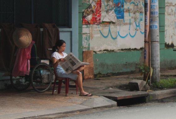 Até o aparecimento da Internet, o controle dos meios de comunicação permitia dominar as vozes críticas ao Governo -Foto: Pablo L. Orosa