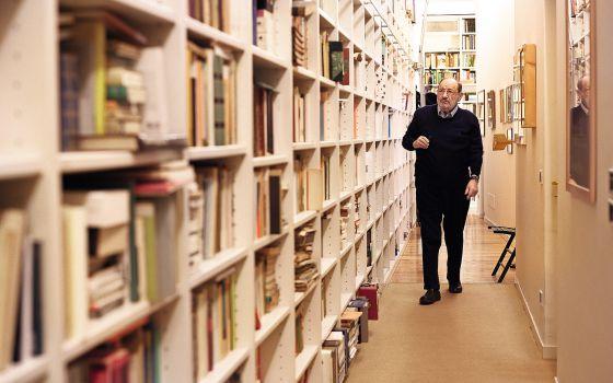 Umberto Eco-Foto_Roberto Magliozzi