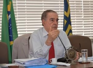 Walter Pinheiro, presidente da ABI - Foto: Luiz Hermano Abbehusen
